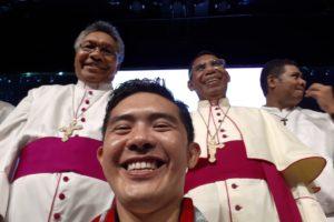 Malam Peduli Kasih Bersama Uskup